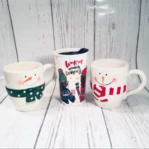 CHRISTMAS STOCKING STUFFERS | Travel Cup & Mugs